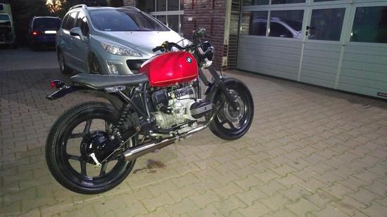 Naprawa i budowa motocykli