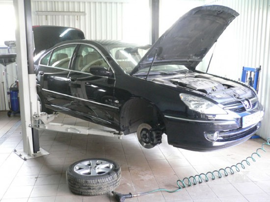 PePe Serwis Mechanika Pojazdowa Gdynia