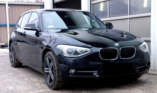 BMW 120 E81
