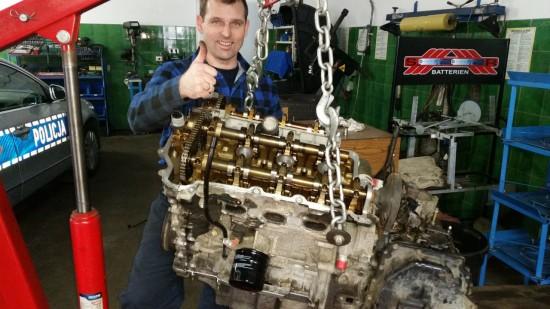 Zdjęcie 2 Silnik V6