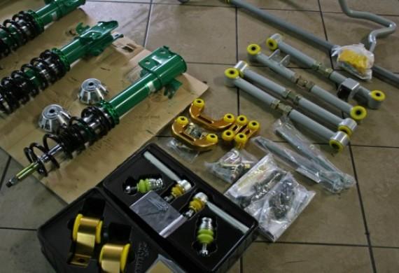 Nie tylko silniki da się tuningować. O wiele większe możliwości oferuje kompleksowo przygotowane zawieszenie.