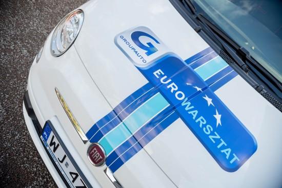 Samochód Zastępczy - EuroWarsztat Damiko