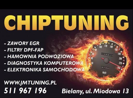 usuwanie filtar dpf/fap,chiptuning