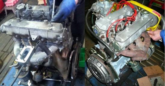 Serwis oraz renowacja aut zabytkowych