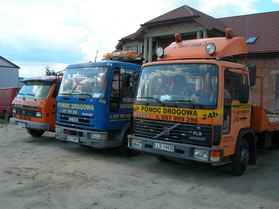 Posiadamy Państwowy Certyfikat Kompetencji Zawodowych, międzynarodowym transporcie rzeczy.
