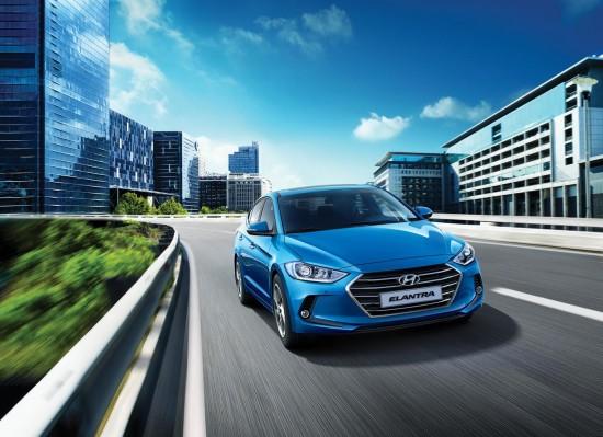 Hyundai Nord Auto Elantra.