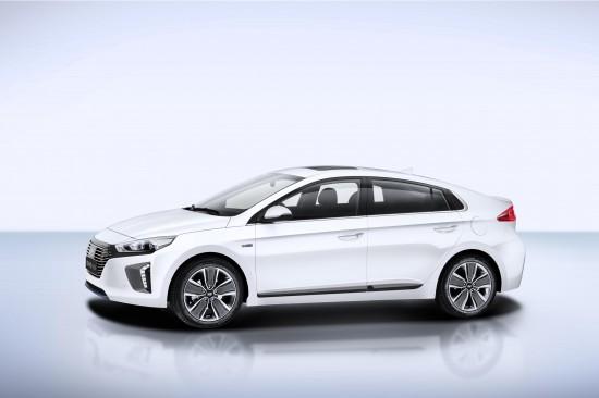 IoniQ Hyundai
