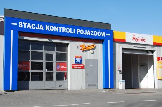 stacja Speed Car w Krakowie, ul. Bratysławska