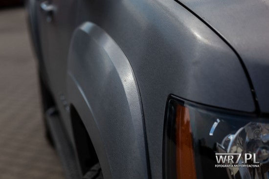 Chevrolet Avalanche brushed aluminium