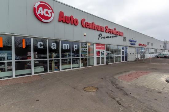 ACS Premium Auto Centrum Serwisowe Łódź