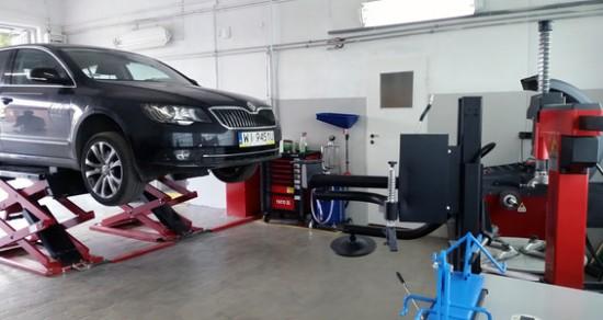 Serwisowanie Opon i Pojazdów