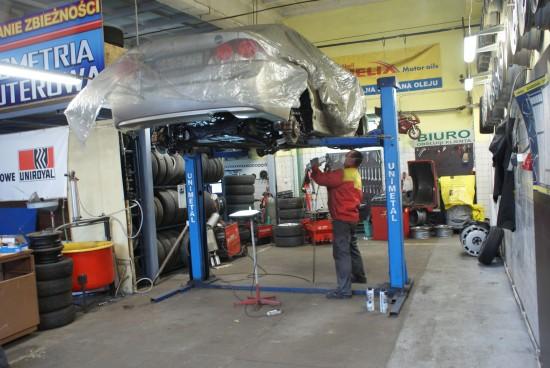 Warsztat Samochodowy Mechanika Wulkanizacja Lema Trans GDYNIA