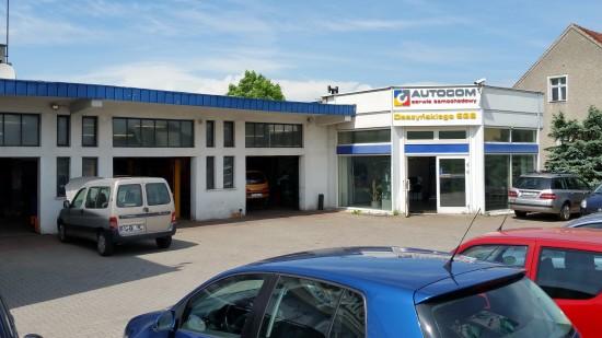 AUTOCOM Serwis Samochodowy Gliwice