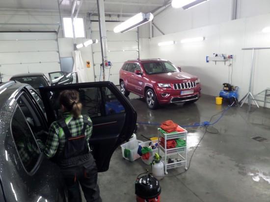 Myjnia Samochodowa na Wenedów