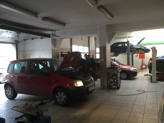 Mechanika pojazdowa.