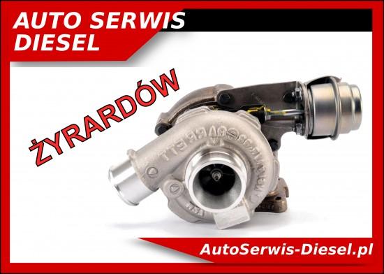 Regeneracja turbosprężartek