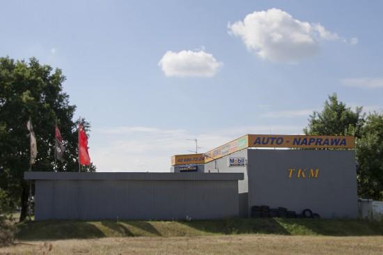 TKM - Najstarszy serwis na Retkini!