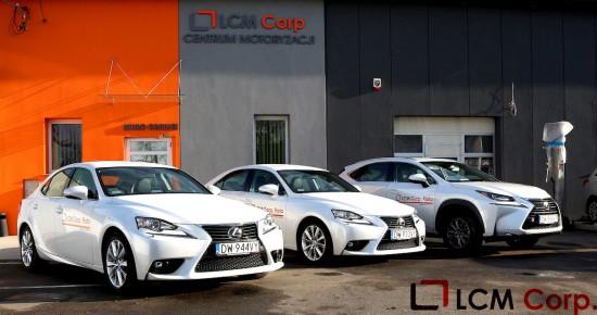 LCM Corp. Centrum Motoryzacji