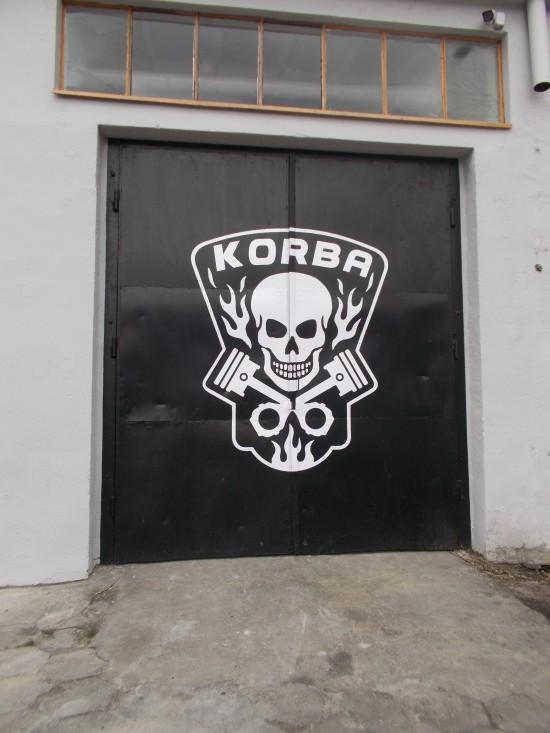 Warsztat Samochodowy Korba - logo