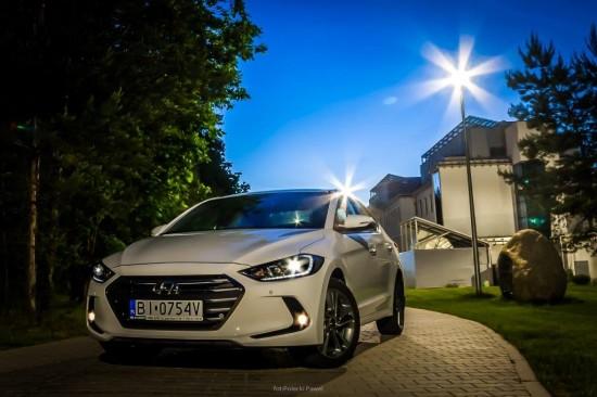 Hyundai Białystok - art Foto