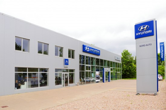 Salon Nord Auto w Białymstoku