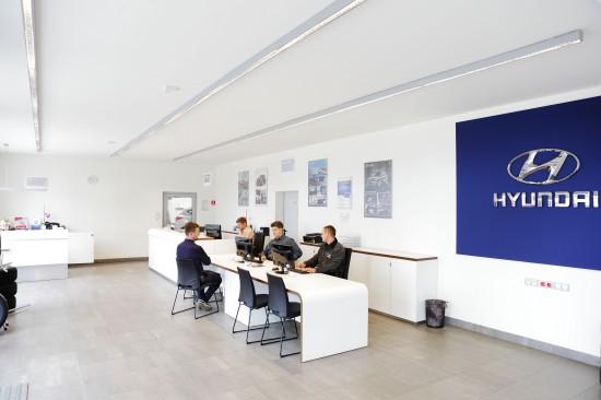 Doradca klienta Hyundai Białystok zawsze pomoże rozwiązać problem z autem