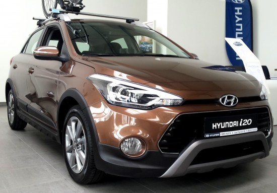 Hyundai i20 Active juz w salonie Nord Auto