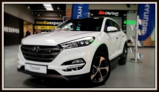 Hyundai Tuscon Białystok perła w koronie marki
