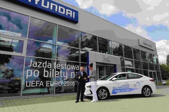 Hyundai białystok zapraszamy na jazdę testową