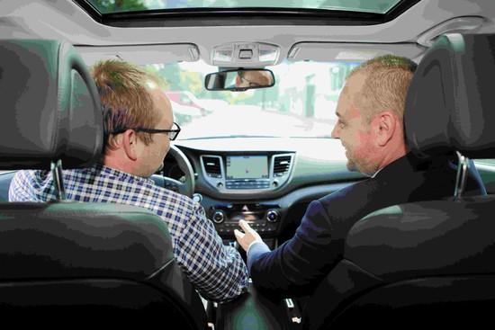 Handlowiec Hyundai Białystok udzieli wszelkich informacji