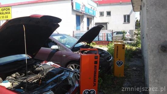 Wodorowanie silnika warsztaty samochodowe Warszawa