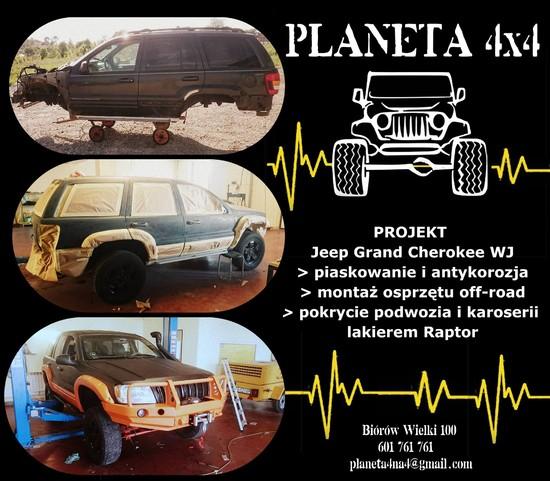 projekt Jeep Grand Cherokee