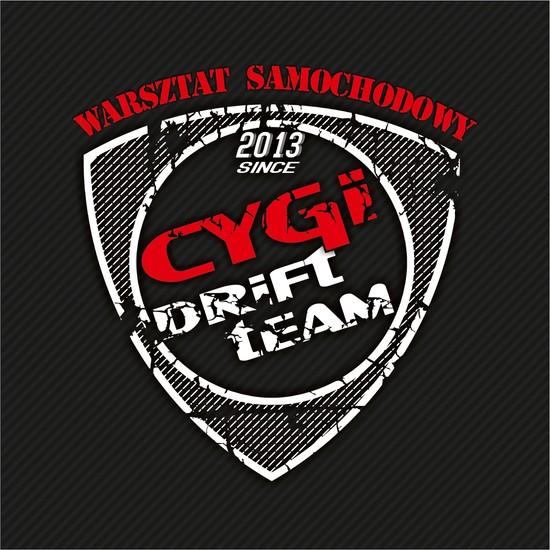 Logo CYGI Drift Team Garage