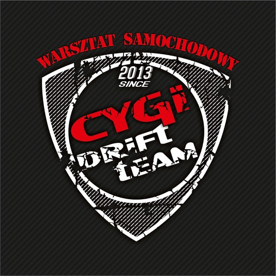 Logo CYGI Drift Team Garage