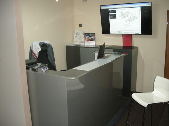biuro warsztatu