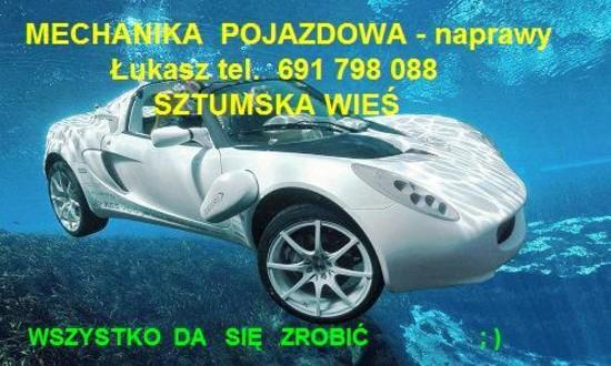 691 798 088 - telefon do Szefa Warsztatu Sztumska Wieś.