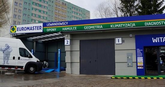 Euromaster LEWANDOWSCY Rzeszów