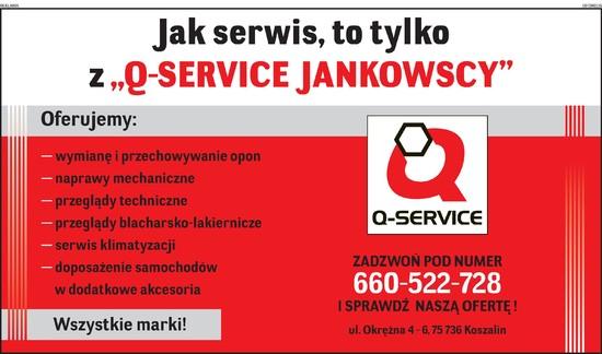 Galeria Q-service