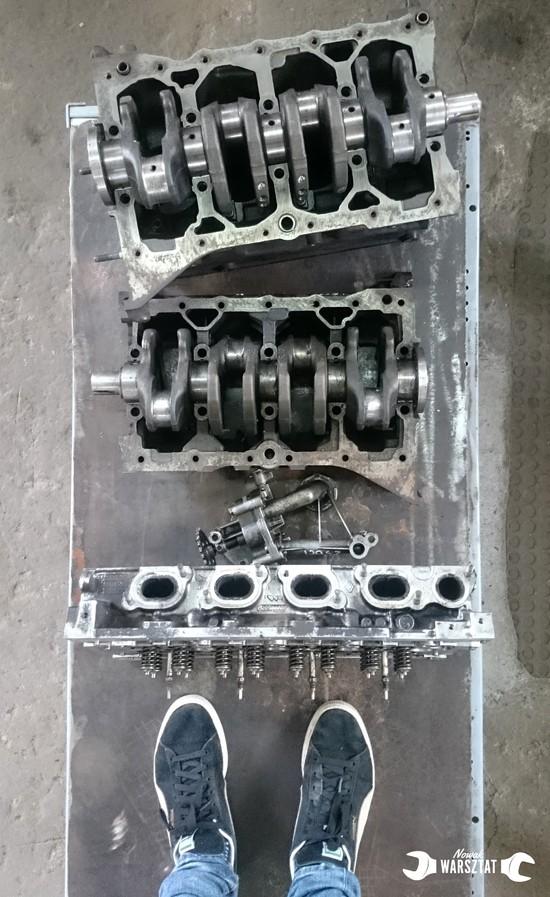 Silnik 2.5 dCi