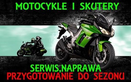 NAPRAWA I SERWIS  - Motory Skutery