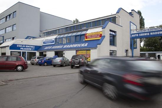 Auto Serwis Wadowicka Sp. z o.o. Kraków