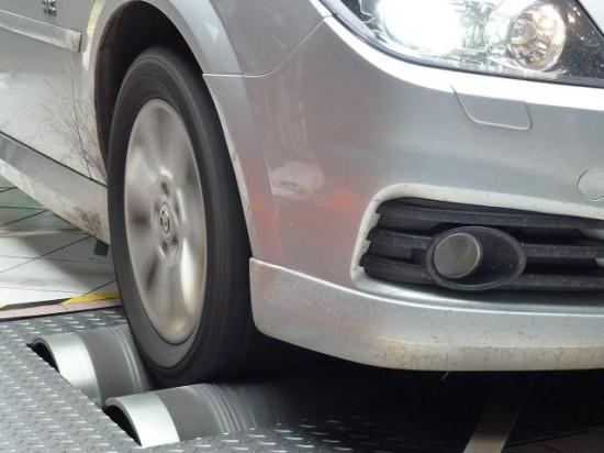 DIGITECH chiptuning hamownia - pomiar mocy silnika