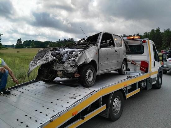 Auto- Laweta holowanie Białystok / Pomoc Drogowa