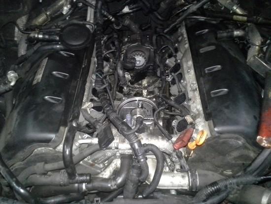 VW TOUAREG 5,0 V10