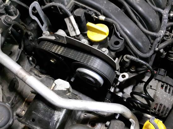 Renault megane 1.6 16v rozrząd