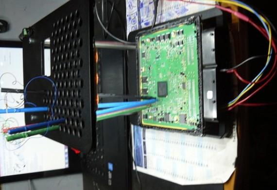 odblokowanie sterownika potem odczyt i dpf  , egr off oraz chip tuning sterownik  Continental PCR 2.1