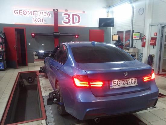BMW GEOMETRIA KÓŁ