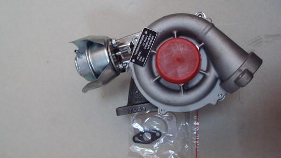 Turbosprezarka ford focus 1.6 hdi 109 km