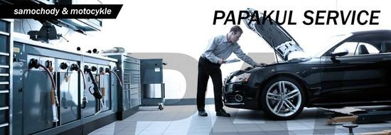 USŁUGI PAPAKUL SERVICE - Samochody