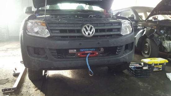 VW Amarok 2015
